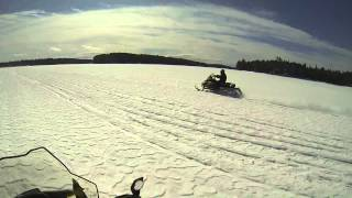 3. Ski-Doo 600 ace Race