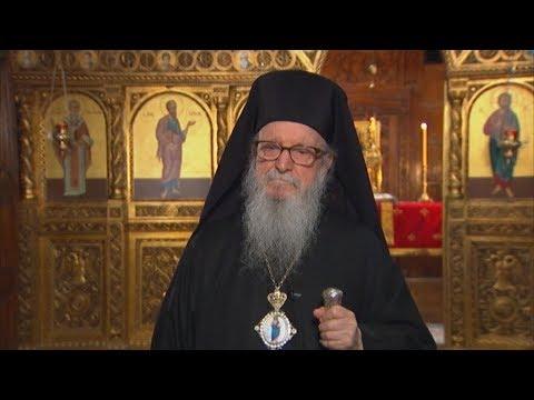 Το μήνυμα του Αρχιεπισκόπου Αμερικής Δημήτριου για το Πάσχα.