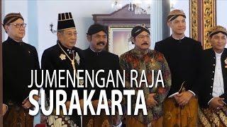 Video NET JATENG - JUMENENGAN RAJA SURAKARTA MP3, 3GP, MP4, WEBM, AVI, FLV Maret 2019
