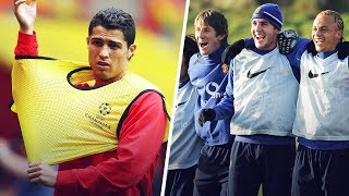 When Cristiano Ronaldo was bullied in the Manchester United locker room | Oh My Goal