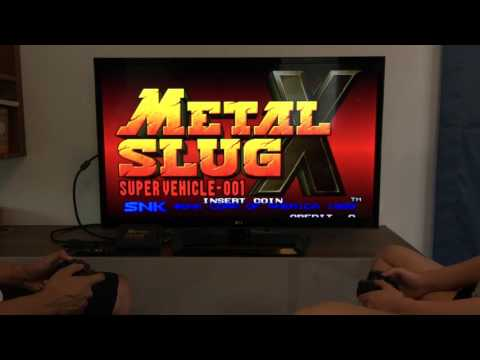 GPD XD: How To Play Multiplayer With 2 Wireless Controllers On TV