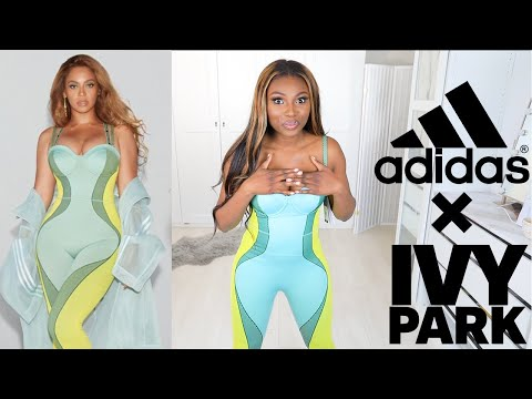 BEYONCE HOW COULD YOU? I HAD TO DO IT GUYS…I BOUGHT THE IVY PARK x ADIDAS COLLECTION (for you!)