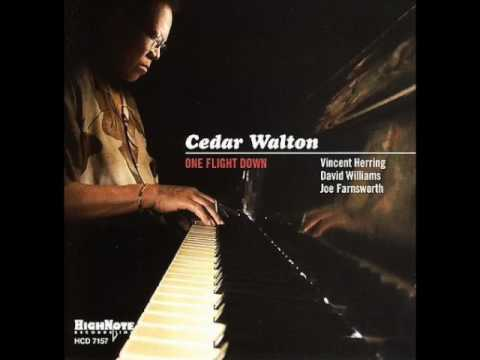 Cedar Walton ‎– One Flight Down