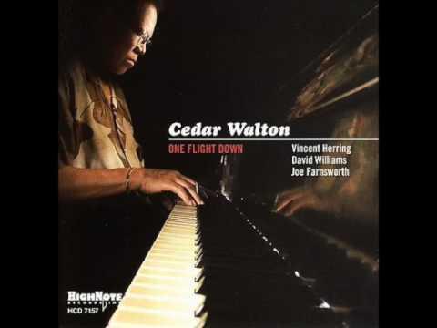 Cedar Walton – One Flight Down