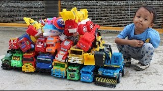Video Mainan Mobil - Belajar Warna & Nama Kendaraan - Unboxing Mainan Anak Laki-laki MP3, 3GP, MP4, WEBM, AVI, FLV Mei 2019