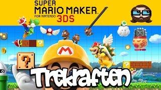 VIDEO: Super Mario Maker for Nintendo 3DS - Tar En Snabbkik