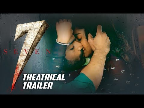 7 Tamil movie Official Trailer