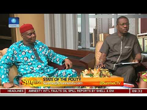 Declaring Herdsmen Terrorists Now Will Be Better For Nigeria--Analysts Pt.3  Sunrise 
