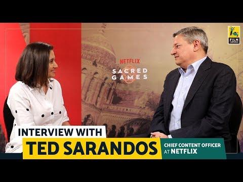 Interview With Netflix Head Ted Sarandos   Anupama Chopra
