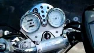 9. moto guzzi california ev 1100 walkaround after 3 yrs and after with some modifications....