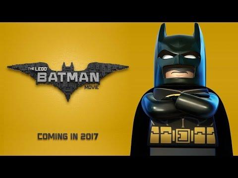 Лего Фильм: Бэтмен - первый трейлер (2017) - Официальные Трейлеры