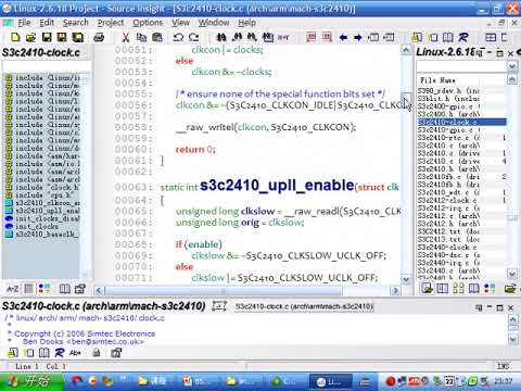 05 SourceInsight工具使用
