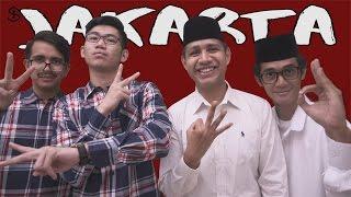 Video AHOK & DJAROT VS. ANIES & SANDIAGA   EPIC RAP BATTLE JAKARTA MP3, 3GP, MP4, WEBM, AVI, FLV Juni 2019