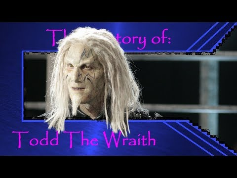The History of: Todd the Wraith  (SGA)