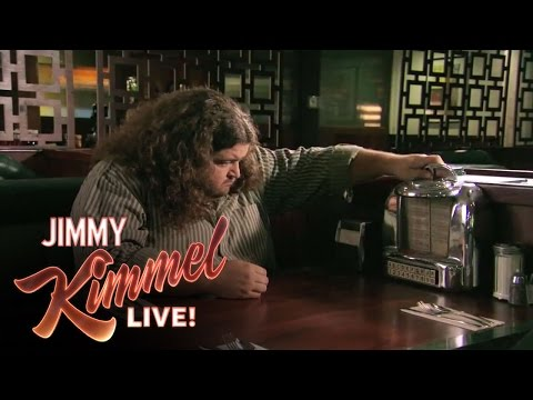 Lost - Jimmy Kimmel Live - Damon Lindelof and Carlton Cuse's Alternate LOST Endings.