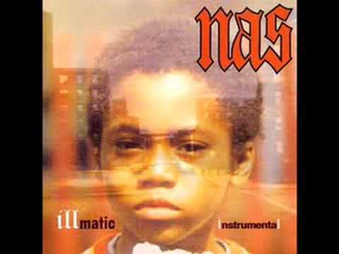 Nas - It Ain't Hard To Tell (Instrumental) [Track 10]