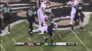 Bernard Pierce vs Ohio 2011