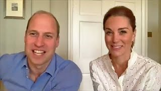 video: Prince William has been secretly volunteering for crisis text line