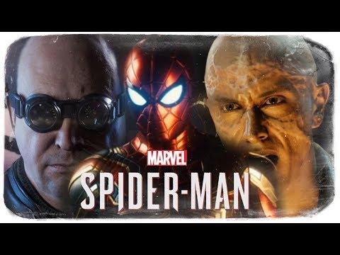 ВСЕ ЗЛОДЕИ НА СВОБОДЕ! ● SPIDER-MAN #12