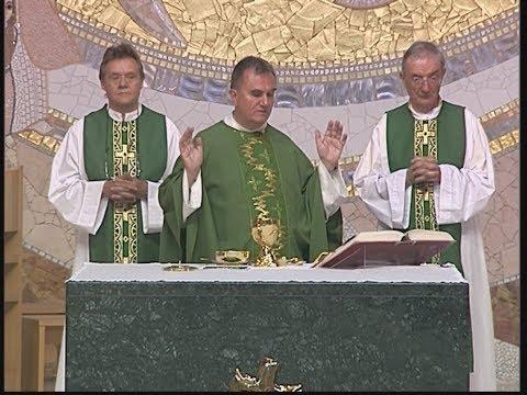 2018-09-16 2018-09-16 Vasárnapi szentmise a Gazdagréti Szent Angyalok Plébánián (Évközi 24. vasárnap)