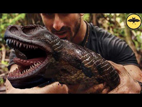 7 Criaturas Aterradoras que la Ciencia Acaba de Descubrir.