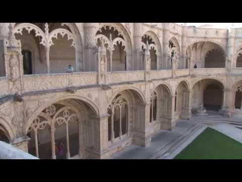 lisbona - il monastero dei jerónimos