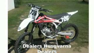 10. 2012 Husqvarna CR 125 -  motorbike Specs Details Engine Features Info Specification Dealers