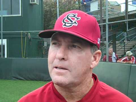 0 USC Coach Ray Tanner Talks About Practice and Tonights Game With Vanderbilt