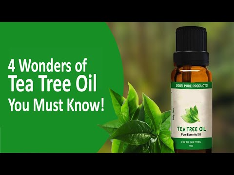 Tea Tree Oil Uses For Skin - What Are the Uses of Tea Tree Oil