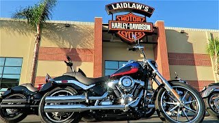 1. 2019 Harley-Davidson Low Rider (FXLR) │Test Ride and Review