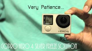 Video GoPro Hero 4 Silver - Freeze Solution (Congelamento, travando) MP3, 3GP, MP4, WEBM, AVI, FLV September 2018
