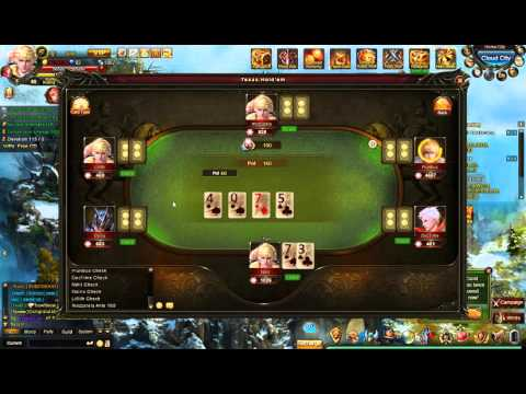 Wartune Solo Adventures #114: Texas Hold'Em!?