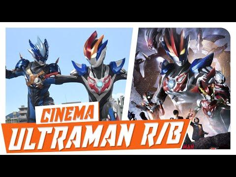 Kinoplex - Comecei a assistir Ultraman + Ultraman RB no cinema  Super Yoozen