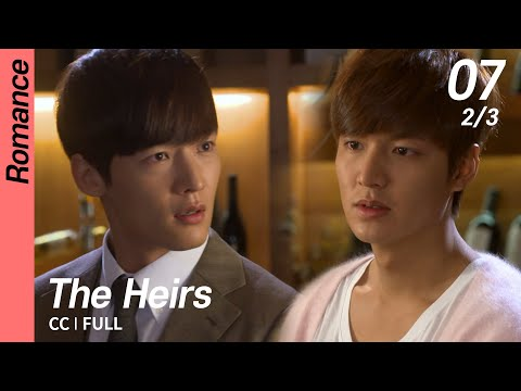 [CC/FULL] The Heirs EP07 (2/3) | 상속자들