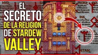 El Secreto de Stardew Valley que anuncio el creador tendrá algo que ver con este misterio que hablo en el vídeo? con el misterio de su religión? ┌ SUSCRIBETE PARA MAS ┐►►► CLIC AQUÍ: http://goo.gl/BEXQZh└──────────────────────────────┌ Redes Sociales ┐►Twitter: http://goo.gl/Lxcl8j►Facebook: http://goo.gl/tJwaZz└──────────────────────┌ Sígueme en Twitch ┐►Twitch: http:/http://goo.gl/ZjexJS└──────────────────────