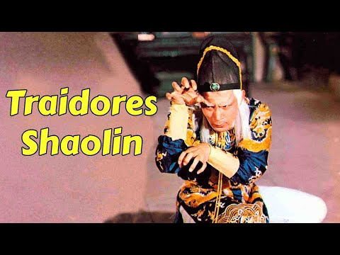 Wu Tang Collection - Traidores Shaolin (Portugese Subtitled)