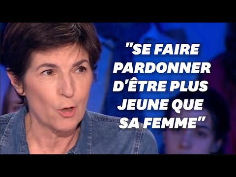Christine Angot répond sèchement à Laurent Ruquier sur Brigitte Macron