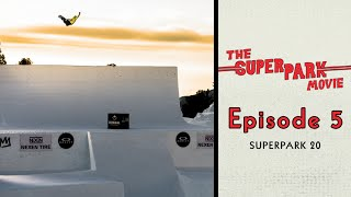 The Superpark Movie Episode 5: Superpark 20 features riding from the capstone of two decades of Superpark at Mammoth Mountain, California. Check out all the content from the latest, Superpark 21, on www.snowboarder.com!