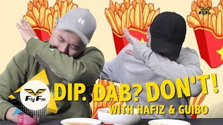 (the secret sauce was sambal mixed with tomato and chili sauce!)Its INTERNATIONAL FRENCH FRIES DAY! So Hafiz & Guibo tries their french fries with different dips!Check us out at: http://www.flyfm.com.myLike & follow us:http://www.facebook.com/flyfmhttp://www.Twitter.com/flyfm958http://www.Instagram.com/flyfm958