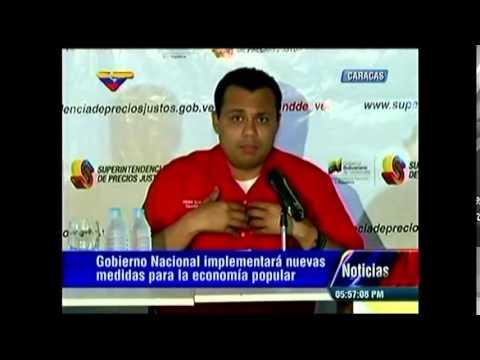 popular - El Superintendente de Precios Justos, Andrés Eloy Méndez, informó que se emprenderá en tres fases. Cada una durará 15 días.