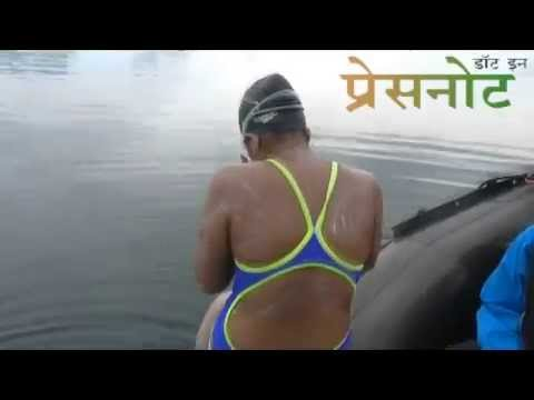 Bhakti sharma is now world champaion in swimming