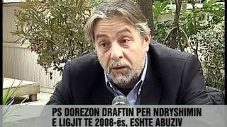 Drafti Për Kufijtë Shqiptare - Vizion Plus - News - Lajme