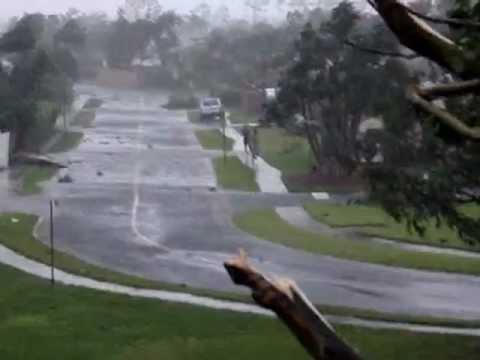 Effects of Hurricane Wilma in Florida 2005 - 1.wmv