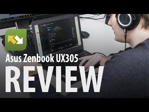Review : Asus Zenbook UX305