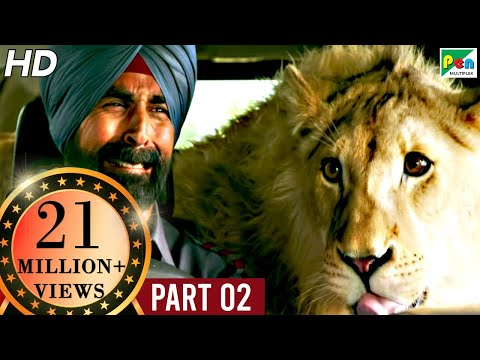 Singh Is Bliing (2015) | Akshay Kumar, Amy Jackson, Lara Dutta | Hindi Movie Part 2 of 10 | HD 1080p