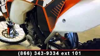 8. 2012 KTM 250 XC-W - RideNow Powersports Peoria - Peoria, AZ