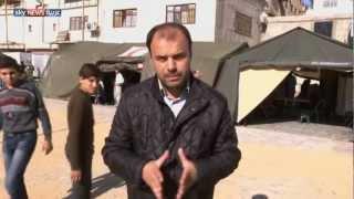 أول مستشفى مغربي في غزة