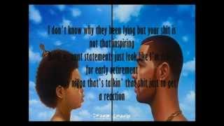 Drake - The Language | Nothing Was The Same (Lyrics)