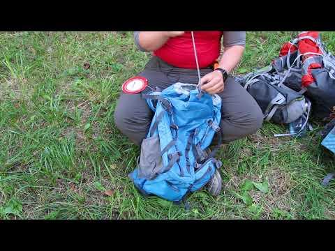 Треккинговый рюкзак Nova Tour «Грифон 50». Видеообзор.