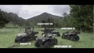 7. 2011 Polaris lineup available from ATV World including the Polaris Ranger Diesel